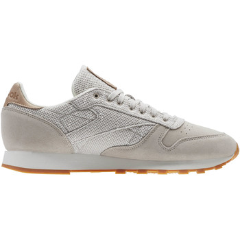 Schuhe Sneaker Low Reebok Classic Classic Leather EBK Brown