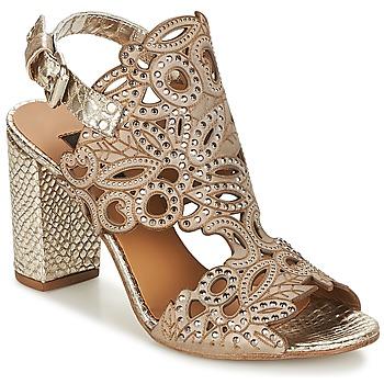 Schuhe Damen Sandalen / Sandaletten Mimmu 567J1A Gold