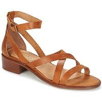Schuhe Damen Sandalen / Sandaletten Casual Attitude COUTIL Braun