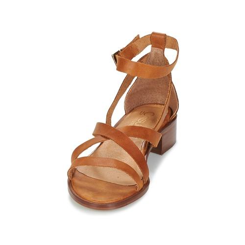 Casual Attitude COUTIL Braun  Schuhe Sandalen     Sandaletten Damen 1c8810