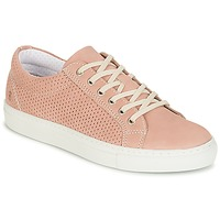 Schuhe Damen Sneaker Low Casual Attitude IPINIA Rose