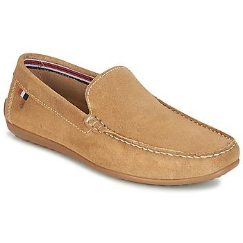 Schuhe Herren Slipper Casual Attitude JALAYARE Camel
