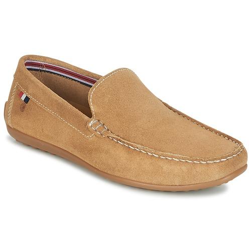 Casual Attitude IMOPOL Camel  Schuhe Slipper Herren 51,99