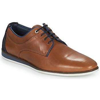 Schuhe Herren Derby-Schuhe Casual Attitude ILESO Braun