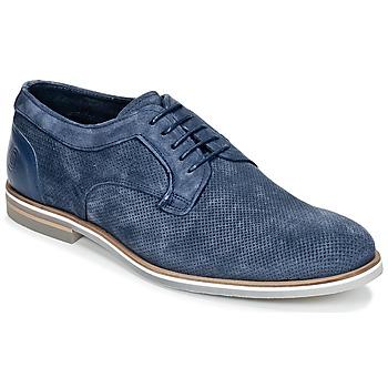 Schuhe Herren Derby-Schuhe Casual Attitude IQERQE Blau