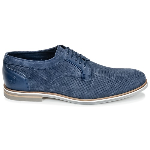 Casual Schuhe Attitude IQERQE Blau  Schuhe Casual Derby-Schuhe Herren 52,50 3f8fda