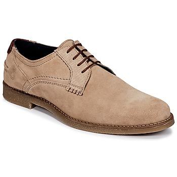 Schuhe Herren Derby-Schuhe Casual Attitude IGANDA Beige