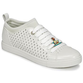 Schuhe Herren Sneaker Low Vivienne Westwood SNEAKER ORB Weiss