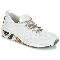 Schuhe Damen Sneaker Low Diesel S-BKY Weiss