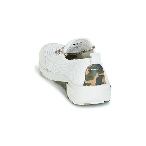 Diesel S-BKY Weiss  Schuhe Sneaker 111,20 Low Damen 111,20 Sneaker 2b77a1