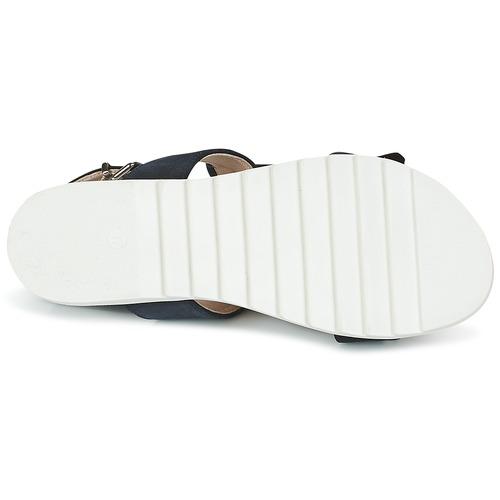 Elue par nous CHACAL Marine  Schuhe Sandalen / Sandaletten Damen 51,99