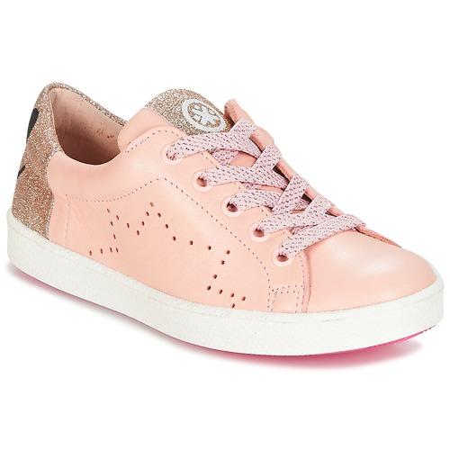 Schuhe Mädchen Sneaker Low Acebo's VEMULTIT Rose