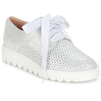 Schuhe Mädchen Derby-Schuhe Acebo's MAPLATA Silbern