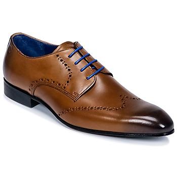 Schuhe Herren Derby-Schuhe Carlington FRUTO Braun