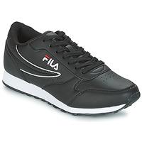 Schuhe Herren Sneaker Low Fila ORBIT LOW Schwarz