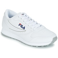 Schuhe Herren Sneaker Low Fila ORBIT LOW Weiss