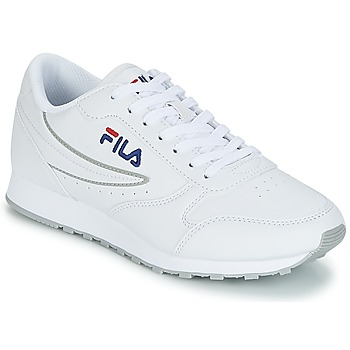 Schuhe Damen Sneaker Low Fila ORBIT LOW WMN Weiss