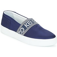 Schuhe Damen Slip on Kenzo KAPRI SNEAKERS Marine