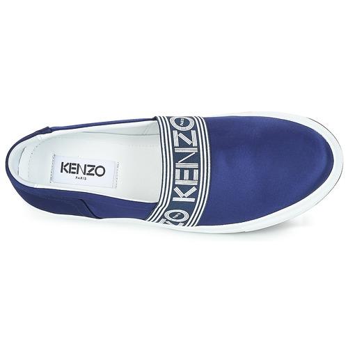 Kenzo KAPRI SNEAKERS Marine  Schuhe Slip on Damen Damen Damen 105 a9a902