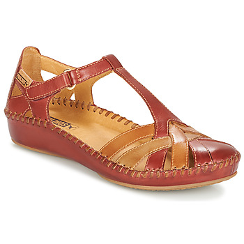 Schuhe Damen Sandalen / Sandaletten Pikolinos P. VALLARTA 655 Braun
