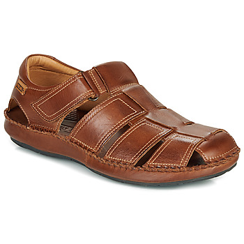 Schuhe Herren Sandalen / Sandaletten Pikolinos TARIFA 06J Braun