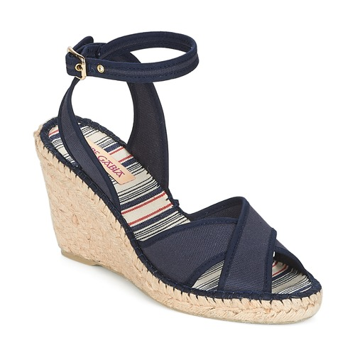 Pare Gabia KLINADA Marine  Schuhe Sandalen / Sandaletten Damen 56,99