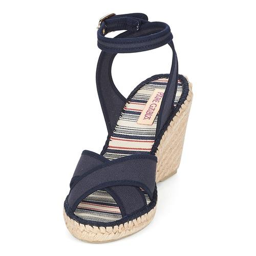 Pare Gabia KLINADA Marine  Schuhe 75,99 Sandalen / Sandaletten Damen 75,99 Schuhe c5cc95
