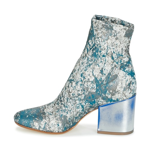 Now LUNA Blau  Schuhe Low Boots Damen 215,20