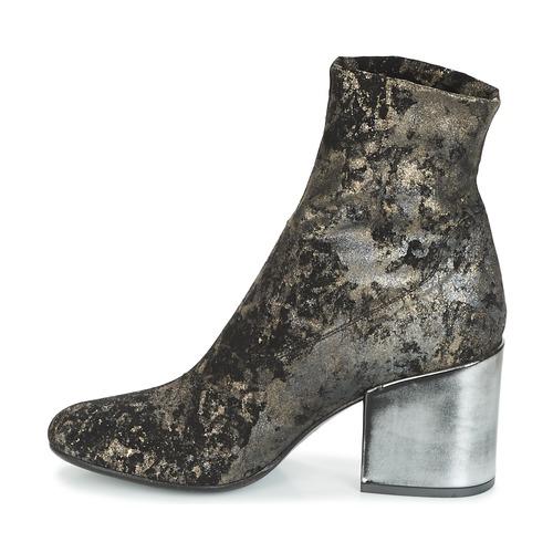 Now  LUNA Schwarz  Now Schuhe Low Stiefel Damen 8100b6