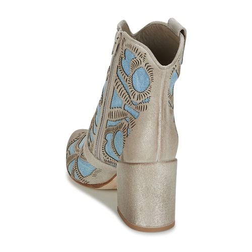 Now MOVIDA Beige  279,20 Schuhe Low Boots Damen 279,20  dcec6c