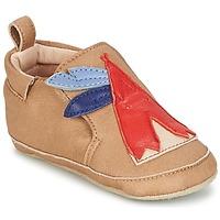 Schuhe Jungen Babyschuhe Shoo Pom CHOU TIPI Schwarz / braun