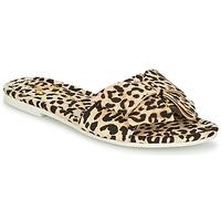 Schuhe Damen Pantoffel Lola Ramona COCCO Leopard