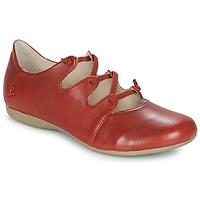 Schuhe Damen Ballerinas Josef Seibel FIONA 04 Rot