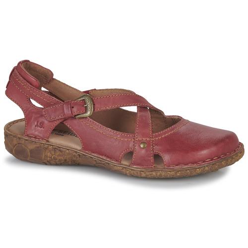 Josef Seibel ROSALIE 13 Rot  Schuhe Sandalen / Sandaletten Damen 64