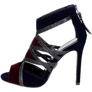 Schuhe Damen Sandalen / Sandaletten Braccialini 4059 Sandal Damen Blau Blau