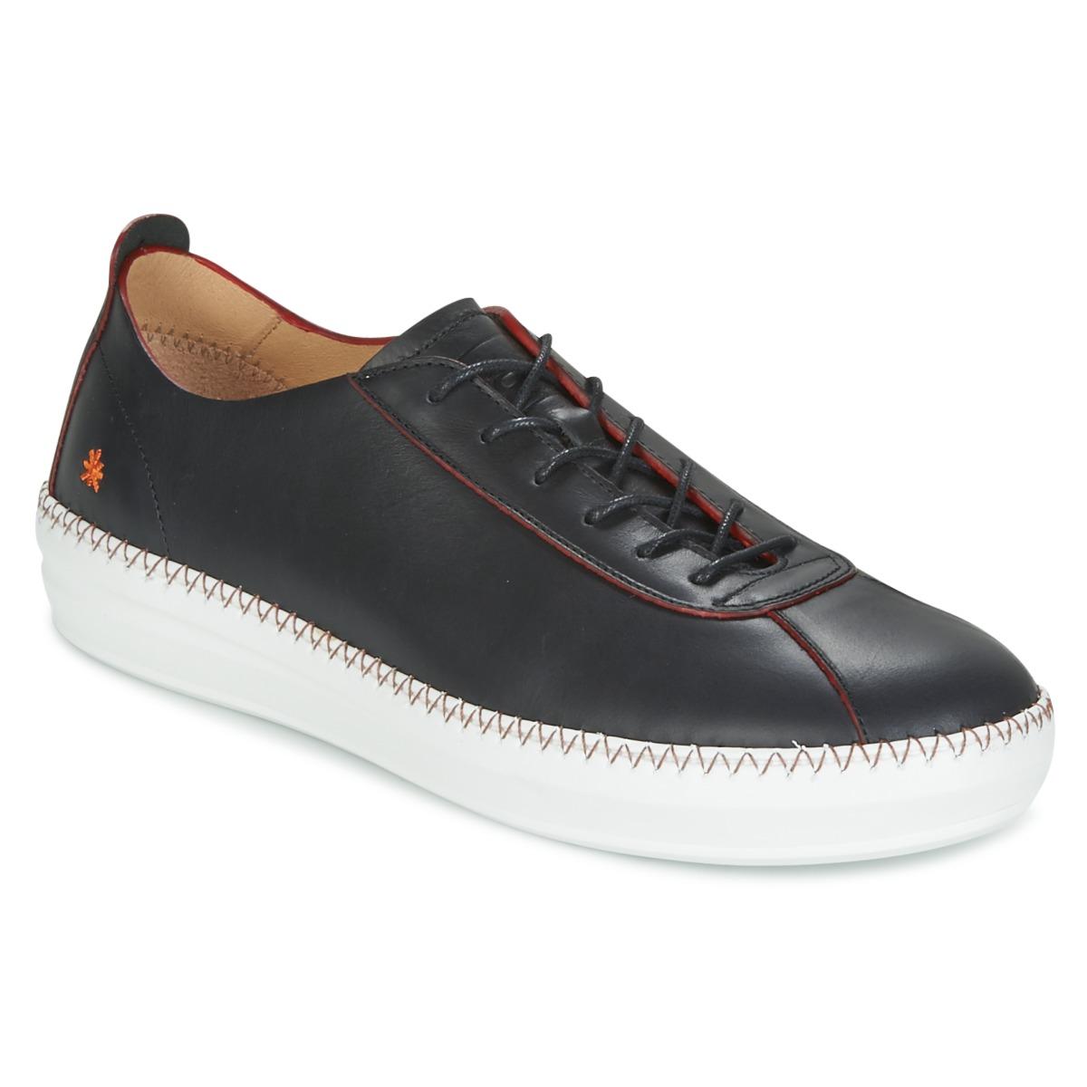 Art TIBIDABO 1342 Schwarz - Kostenloser Versand bei Spartoode ! - Schuhe Sneaker Low Damen 90,30 €