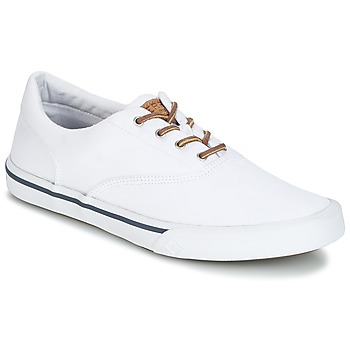Schuhe Herren Sneaker Low Sperry Top-Sider STRIPER II CVO WASHED Weiss