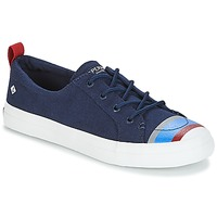 Schuhe Damen Sneaker Low Sperry Top-Sider CREST VIBE BUOY STRIPE Marine