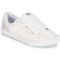 Schuhe Mädchen Sneaker Low Unisa XICA Weiss