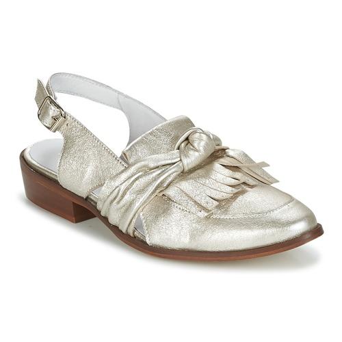Regard RELABI Goldfarben  Schuhe Slipper Damen 103,20