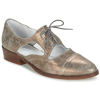 Schuhe Damen Derby-Schuhe Regard RELAX Bronze