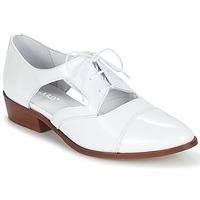 Schuhe Damen Derby-Schuhe Regard RELAX Weiss