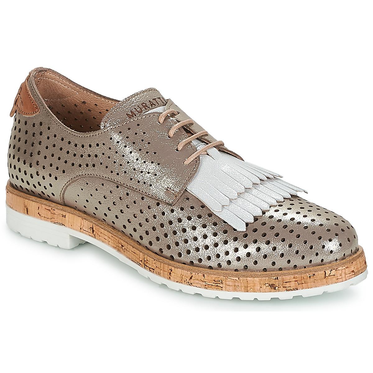 Muratti AMAIA Bronze - Kostenloser Versand bei Spartoode ! - Schuhe Derby-Schuhe Damen 115,50 €