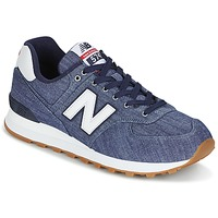 Schuhe Sneaker Low New Balance ML574 Indigo