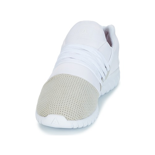 Asfvlt AREA LUX Weiss Weiss Weiss / Grau  Schuhe Sneaker Low Herren 88c61f