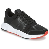 Schuhe Herren Sneaker Low Asfvlt FUTURE Schwarz / Weiss / Rot
