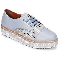 Schuhe Damen Derby-Schuhe Cristofoli FILIPY Blau