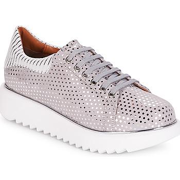Schuhe Damen Pumps Cristofoli DOUNO Grau