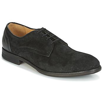 Schuhe Herren Derby-Schuhe Hudson DREKER Schwarz