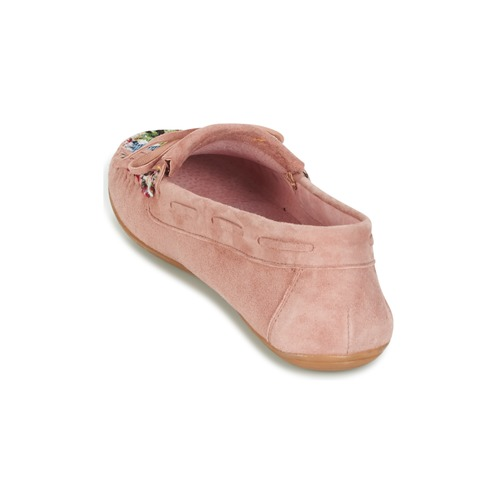 Ippon Schuhe Vintage MOC-WAX-ROSE Rose  Schuhe Ippon Slipper Damen 80,50 dffcb7